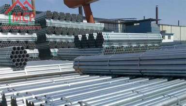 The latest price list for steel pipes in Ho Chi Minh City April 28 2020