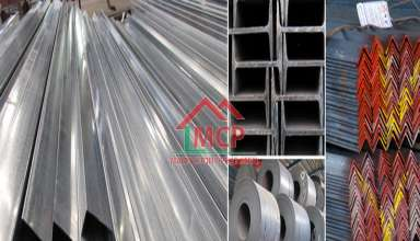 Latest price list for steel sections in Ho Chi Minh City April 28 2020