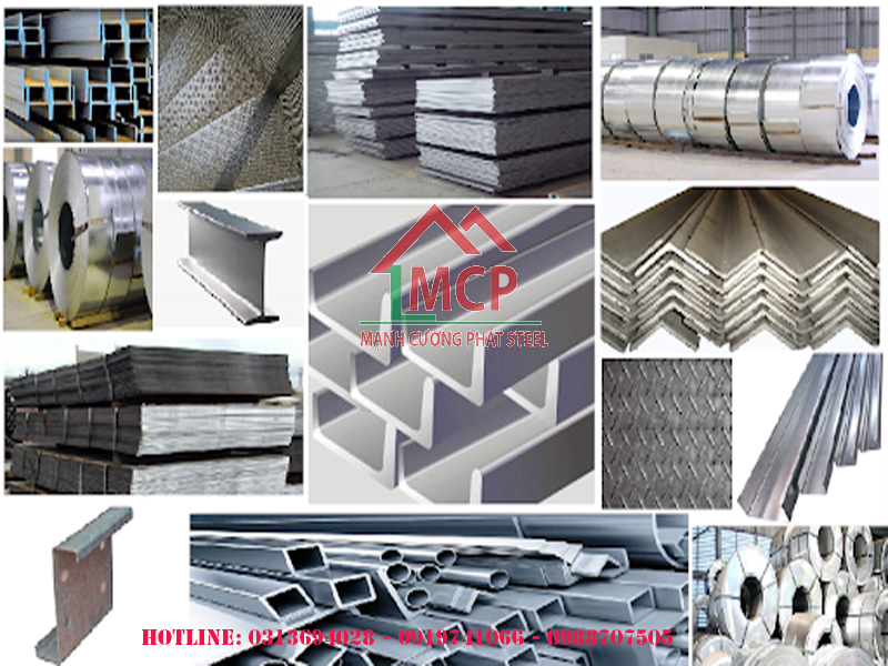 The latest quotation of construction steel and iron in Ho Chi Minh City on April 28 2020